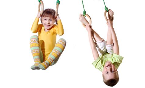 5 - 6 years physical development