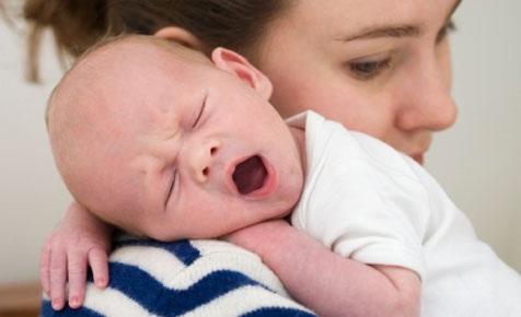 No tears approach to baby sleep