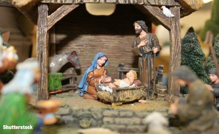 Christ was Born in Bethlehem