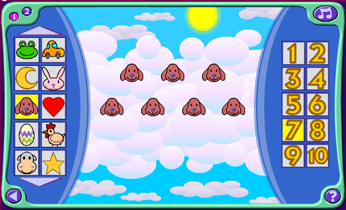 online free games for toddlers counting
