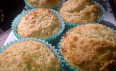 Orange & Oatbran Muffin Recipe