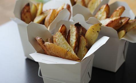 chip buckets
