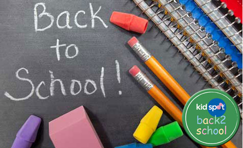 Organising home life for back to school