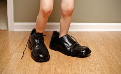 Shoe sizing guide