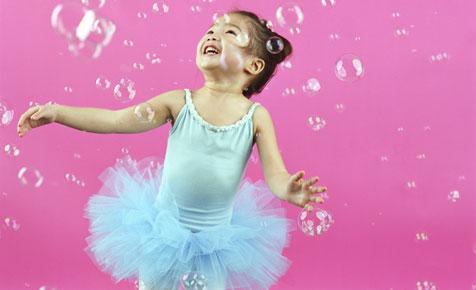 Ballet party theme