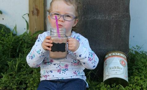 Blackmores toddler milk review