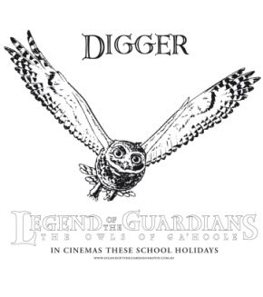 Lord Of The Guardians - Digger