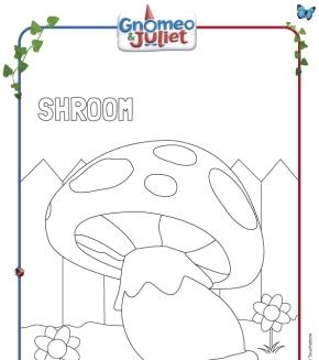 Gnomeo & Juliet - Shroom