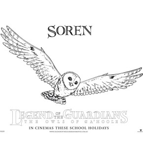 Lord Of The Guardians - Soren