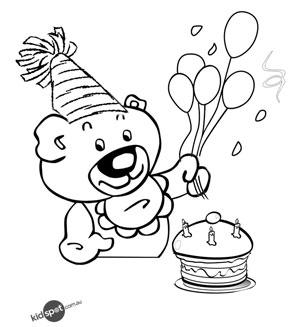 Birthday Teddy