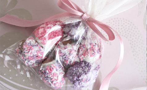Decorative Easter gift bags