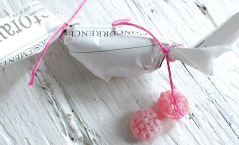 handmade bonbons