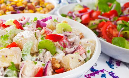 Chrismtas salads