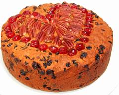 Christmas cake gift recipe