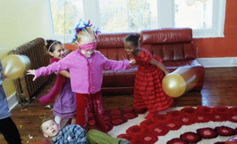 Balloon games