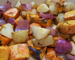 Best-ever roast vegetables