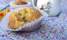 Carrot and orange breakfast muffins