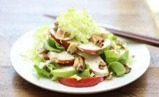 Asian Chicken Waldorf Salad