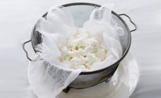 Ridiculously easy homemade ricotta