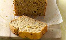 Cafe-style banana bread