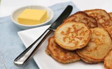 Healthy Lunch Box Idea Corn Pikelets Recipe