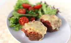 Mini meatloaves