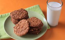 Oaty raisin biscuits