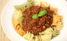 Pressure cooker bolognese sauce