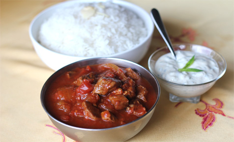 Slow cooker rogan josh