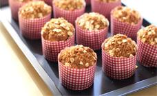 Anzac muffin
