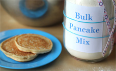 Bulk pancake mix