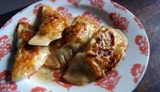 Chicken Pot Sticker Dumplings