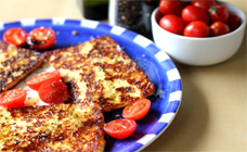 Fried Halloumi Recipes