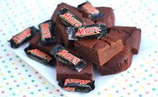 Mars Bar mud cake