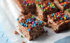 No-bake Nutella bars