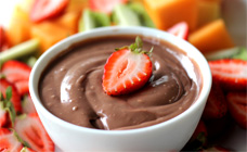 Nutella dip recipe