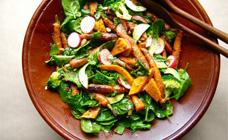 Winter superfood salad