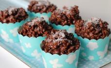 3 ingredient chocolate crackles