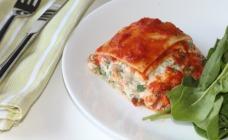 Dishwasher lasagne