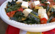 Kale Bake