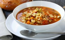 Smokey Chicken and White Bean Soup