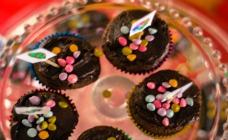 Super easy chocolate cupcakes