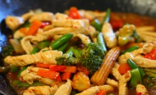 Coca-Cola chicken stir fry