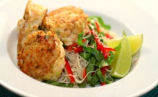 Healthy Thai Fishcakes