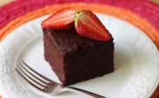 One pan chocolate cake