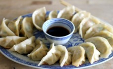 Pork And Prawn Potsticker Dumplings