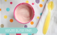 Raspberry And Pear Yoghurt Recipe