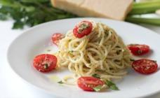 Skinny spaghetti