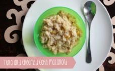 Tuna And Creamed Corn Macaroni Recipe
