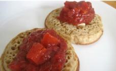Versatile fruit compote